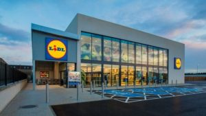Lidl's new U.S. small-format store