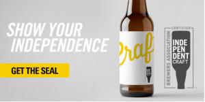 Brewers Association Independent Craft Brew seal