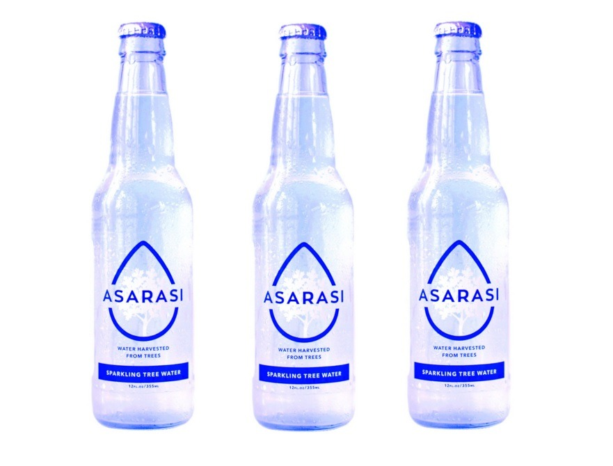 Asarasi; the USDA's first certified-organic water