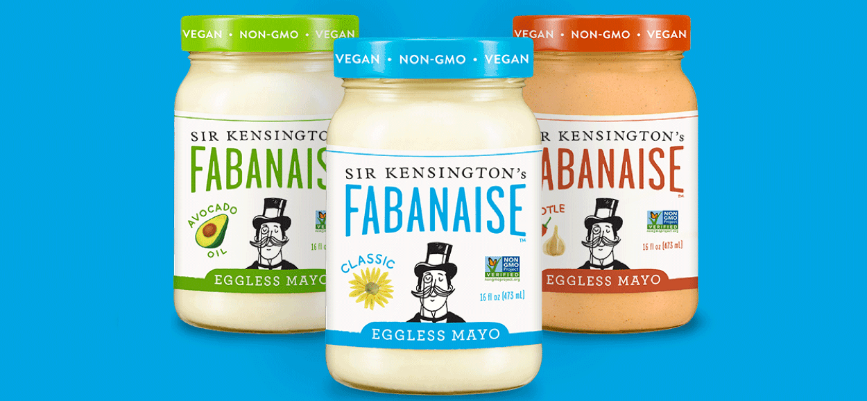 With a rising demand for vegan products, Sir Kensington's set out to come up with a mayonnaise alternative that didn't rely on processed starches or pea/soy powders.
