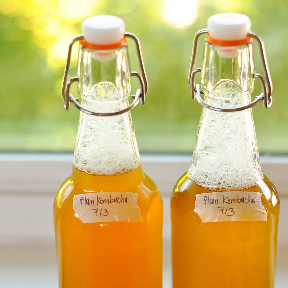 Kitchn's DIY Kombucha