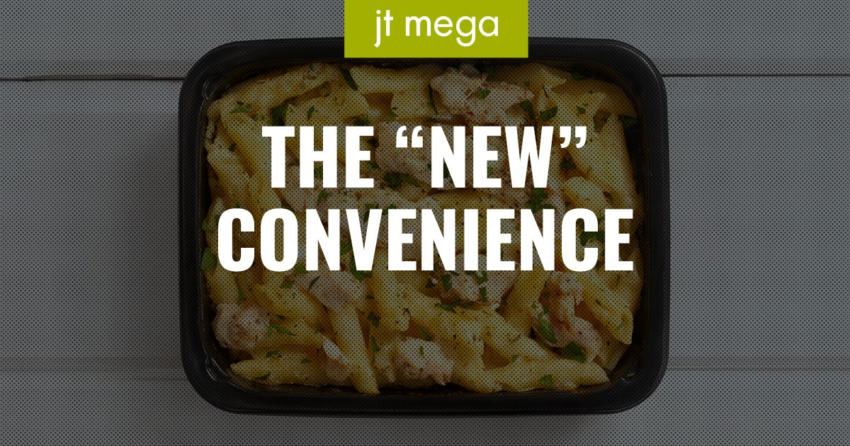 The New Convenience