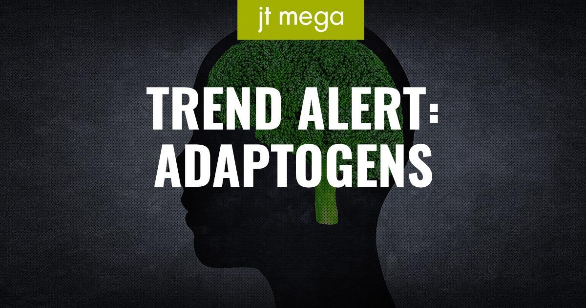 Trend Alert: Adaptogens