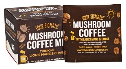Blending coffee with mushrooms promises increased productivity, focus and mental creativity.