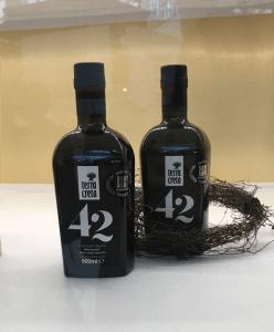 Terra Creta Olive Oil (42 varieties identified)