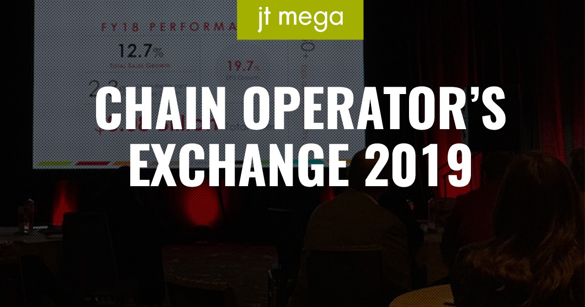IFMA's Chain Operator's Exchange 2019