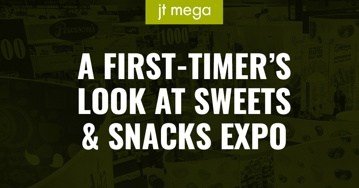 A first-timer's look at Sweets and Snacks Expo