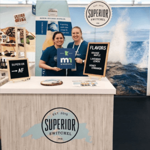 Superior Switchel at Expo West