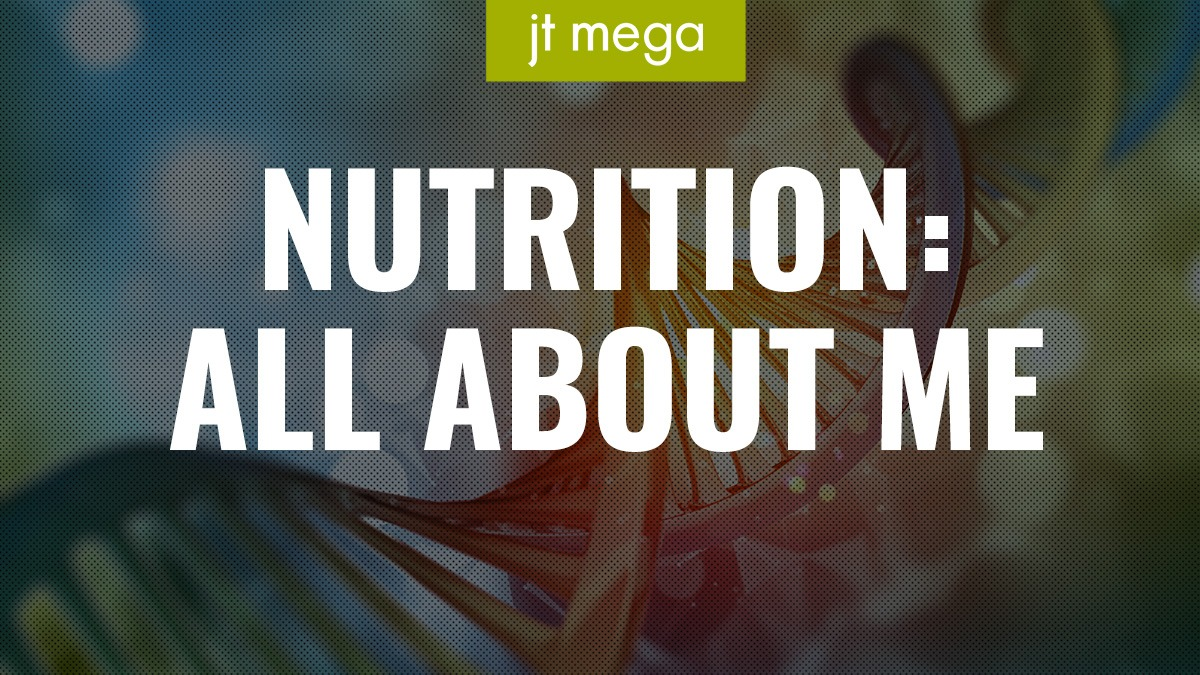 Nutrition: All About Me