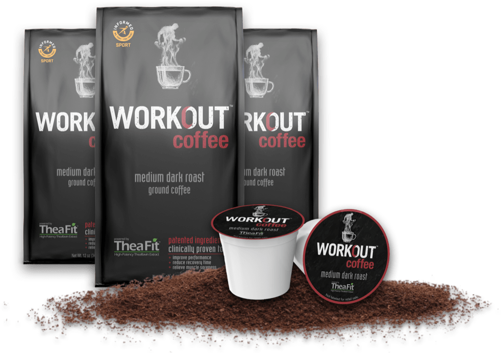 WORKOUT coffee image, from workout-coffee.com