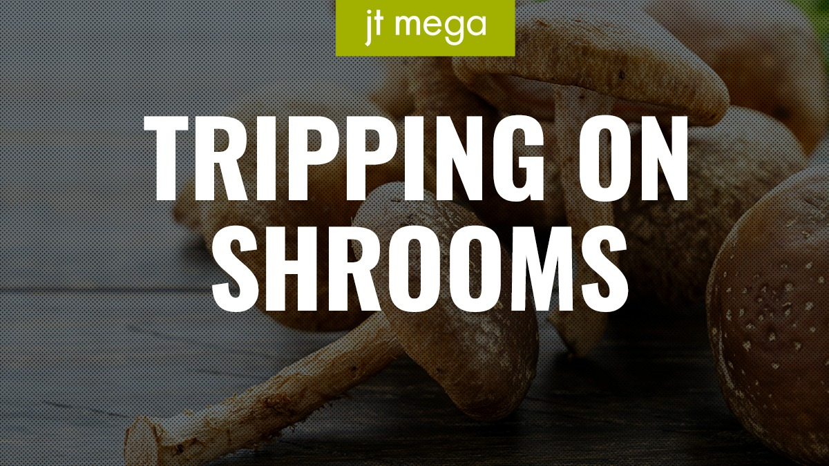 Tripping on Shrooms
