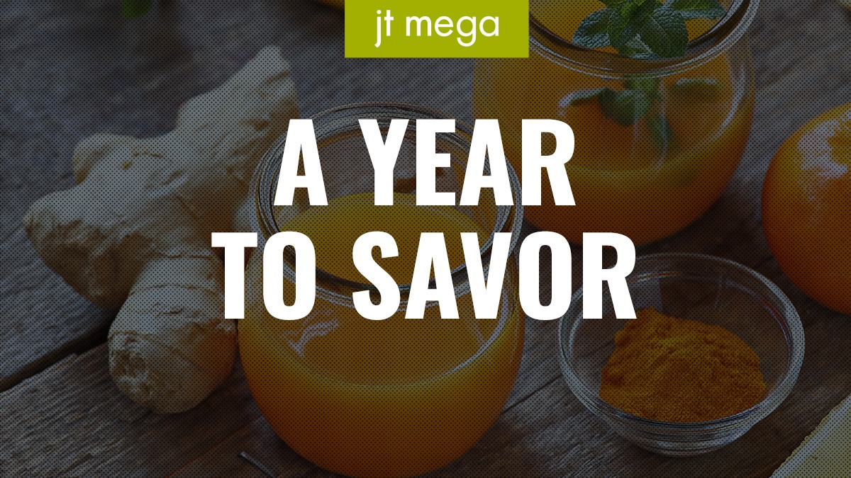 A year to savor
